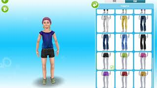 Back to School Preteen Makeover | The Sims FreePlay