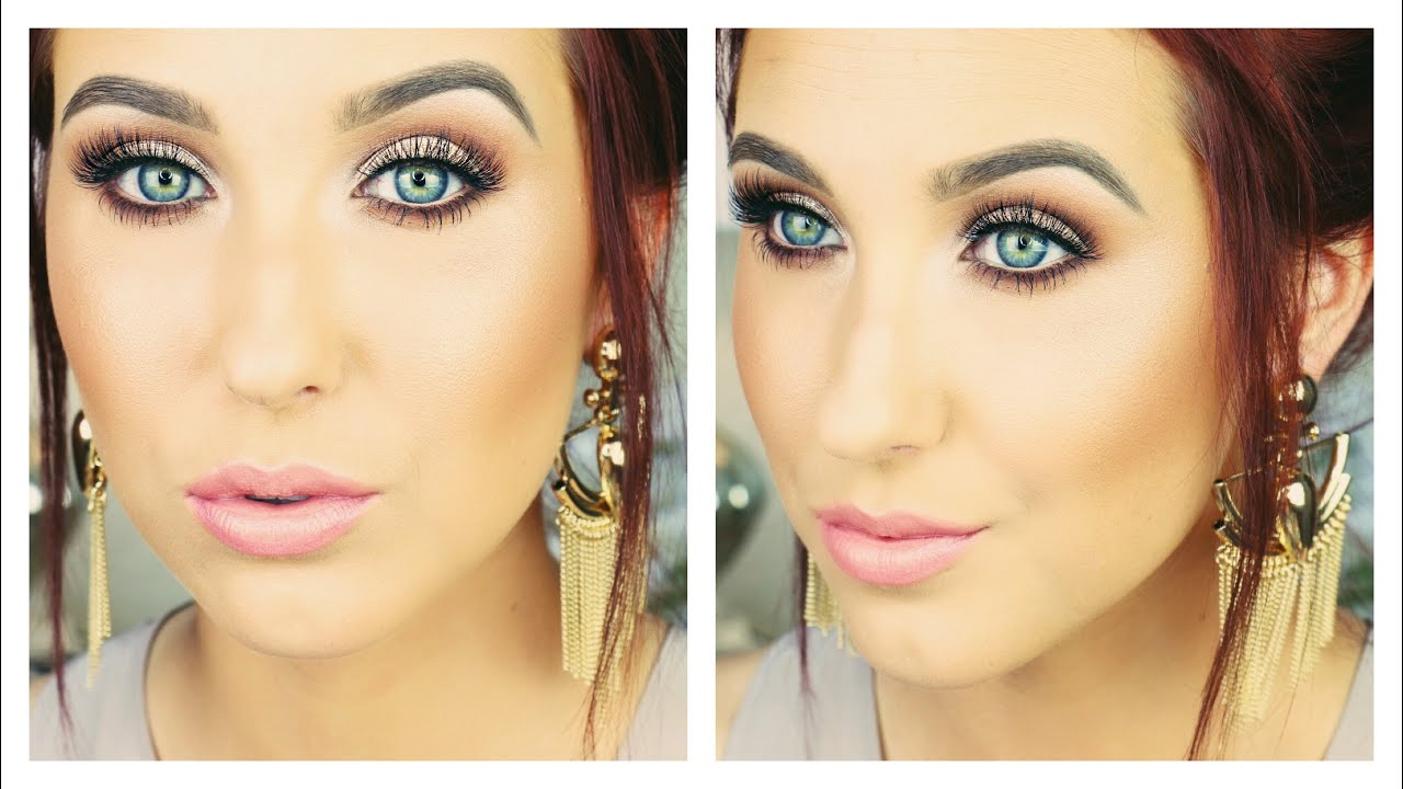 Daytime Glam For Every Woman Makeup Tutorial Jaclyn