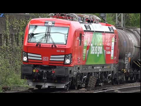 Züge in Hamburg-Harburg - 33 min. 47 züge