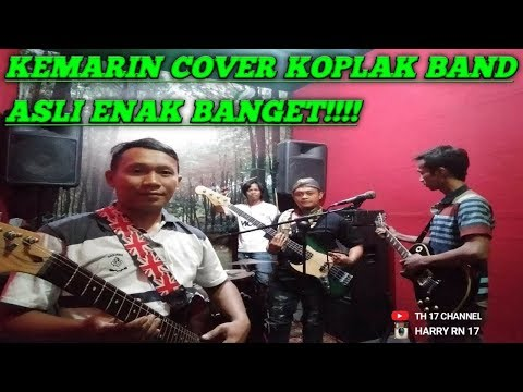KEMARIN Cover By : KOPLAK Band ( Indie )