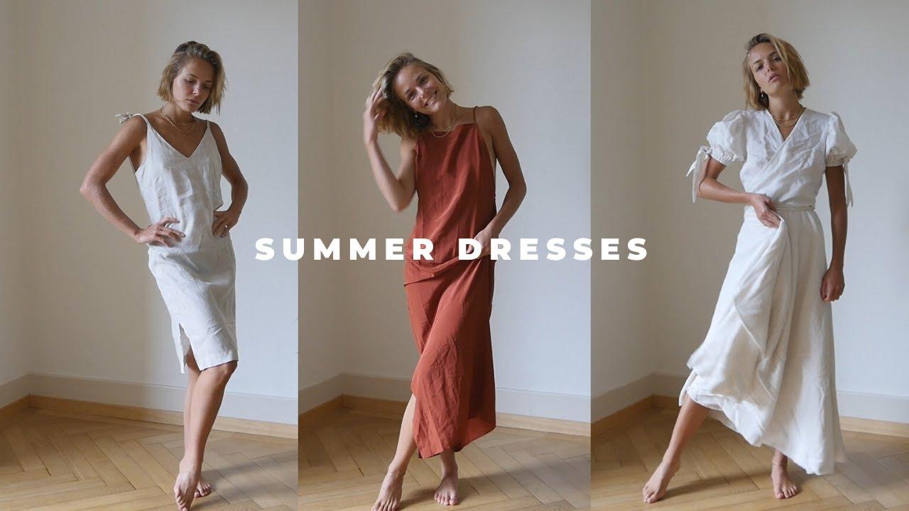 Summer Dresses | Testing Ethical Basics