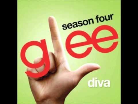 Glee - Diva (DOWNLOAD MP3 + LYRICS)