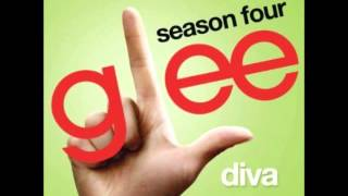 Glee - Diva (DOWNLOAD MP3 + LYRICS)