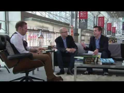 Ben Hatke Interviews Lev Grossman at BookCon 2015