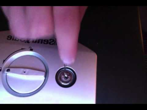 Easiest Way To Open A Sentry Safe Lock Box With Just A Bobby Pin!!!!!