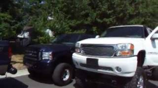 monster 2001 gmc yukon denali xl for sale 41 super swampers