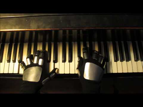 Aerodynamic - Reset To Default (Daft Punk piano cover)