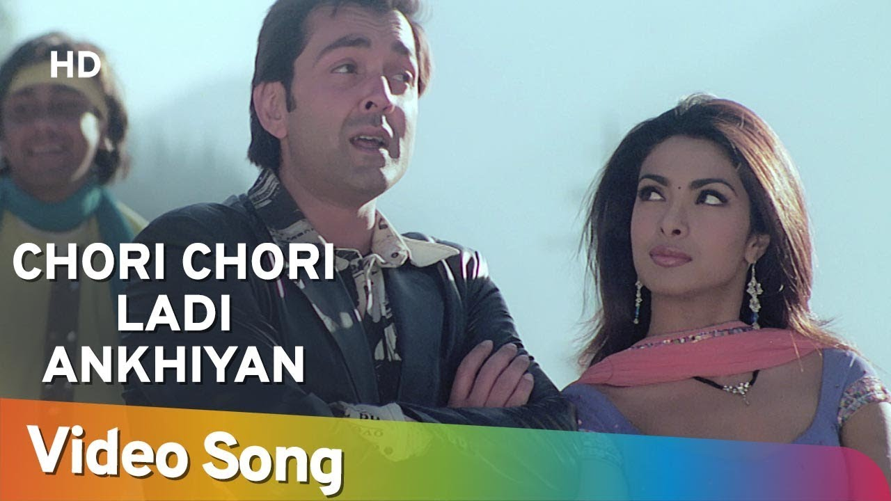 Chori chori lyrics | lucky: no time for love (2005) songs lyrics.