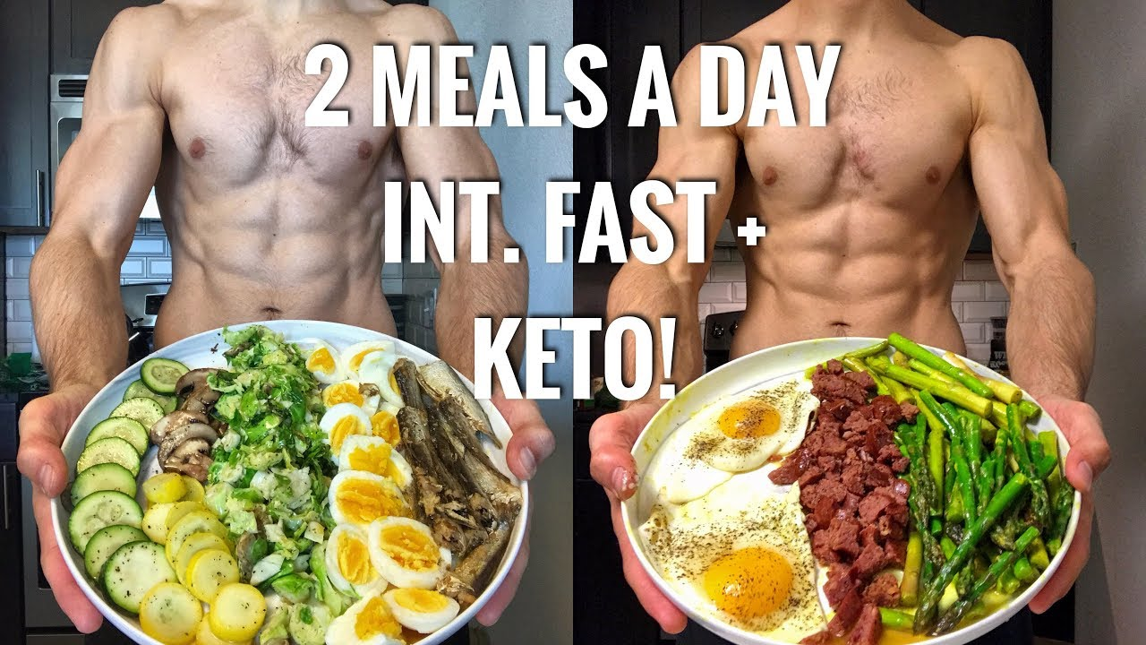 2 Meals A Day Int Fasting Keto Youtube