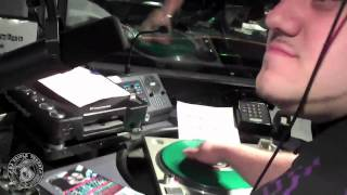 DJ Triple Threat on Hot 97 with Funk Flex