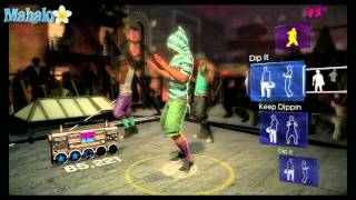 Dance Central - Teach Me How To Jerk - Easy