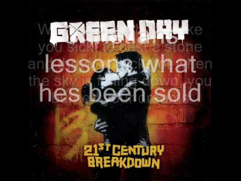 5.- Green Day- Before The Lobotomy [Lyrics] [HQ]