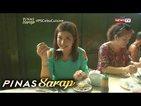 Pinas Sarap: Kara David, tinikman ang linarang na tagotongan sa Cebu!