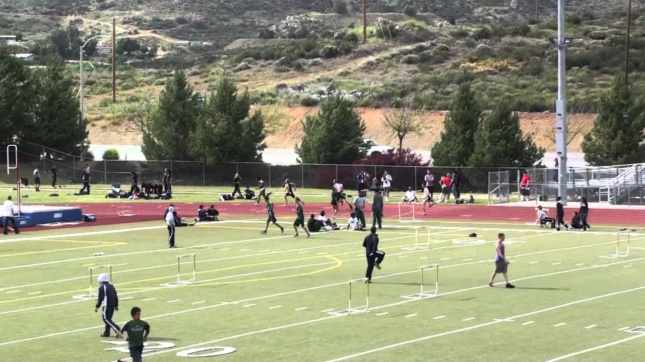 Vista Murrieta vs  Murrieta Mesa high school track & field dual meet (1)
