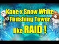 Valiant Force Raiding Tower ft. Kane x Snow White