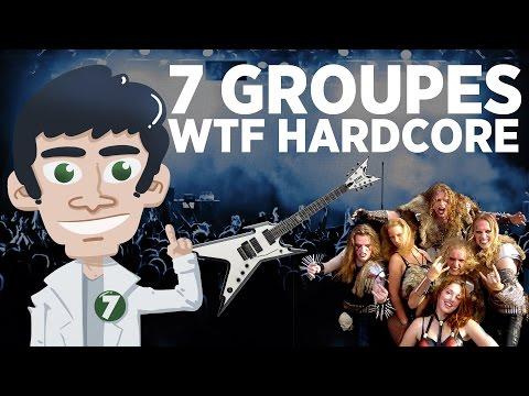 7 groupes de musique insolites