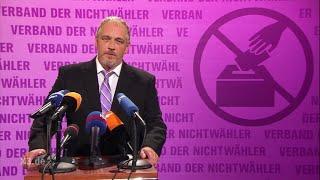 Torsten Sträter: Pressesprecher vom Verband der Nichtwähler