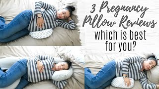 Pregnancy Pillow Review | Which pillow is best for you? | DandV's Family