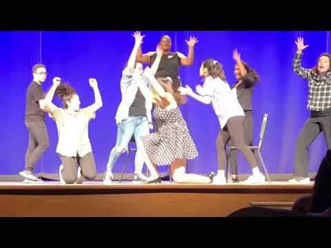 Rock Ridge Performing Arts - Broadway Backwards - Spring 2018