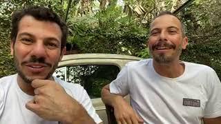 Lucas Cupim e Carros Clássicos - 1° LIVE DO CANAL!!!