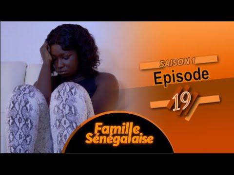 FAMILLE SENEGALAISE - Saison 1 - Episode 19 - VOSTFR