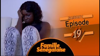 FAMILLE SENEGALAISE - Saison 1 - Episode 19