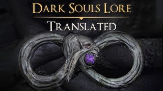 Dark Souls Lore ► Translations From the Abyss
