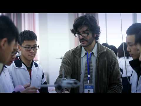 Chengdu Foreign Languages School AP Center Video