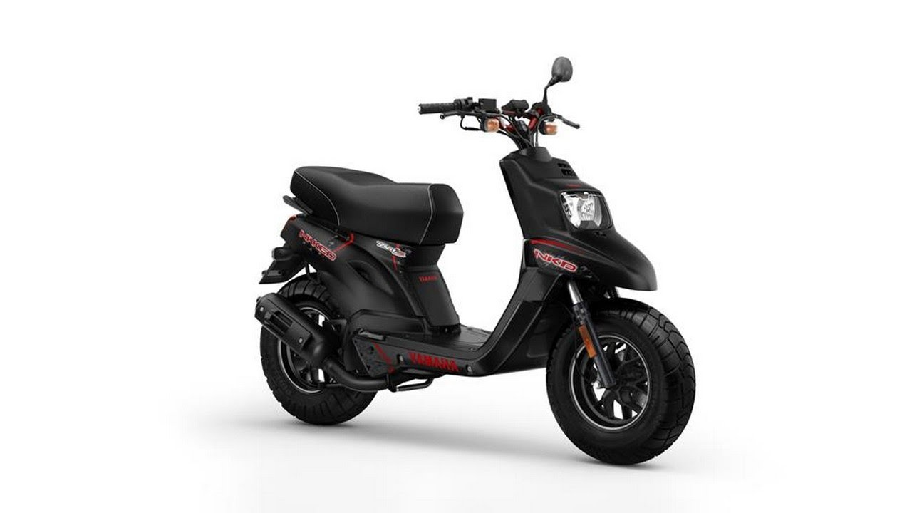 hot news 2017 yamaha bws original 50cc scooter price spec youtube. Black Bedroom Furniture Sets. Home Design Ideas
