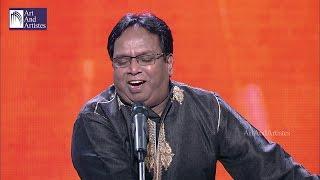 Aabhama Jini Jabuke | Karsan Sagathiya | Gujarati Folk Music | Idea Jalsa | Art and Artistes