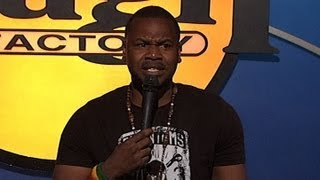 Clayton Thomas - Cheating Tips Stand Up Comedy