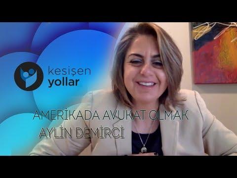 Amerika'da Avukat Olmak   Aylin Demirci