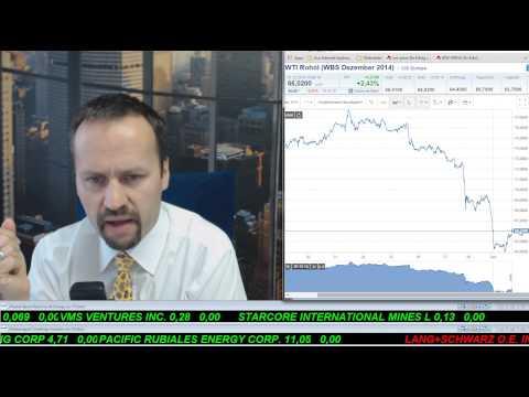 Smallcap-Investor Talk 307 Gold-, Öl- und Uranwerte - paradiesische Kaufchance am Markt?