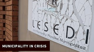 Allegations of fraud, tender corruption and maladministration have plagued the Lesedi municipality south east of Johannesburg. These allegations have dire consequences for the community.
