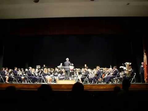 Unión Musical de Villar - Actuación en Auditorio Ribarroja