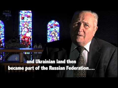 Interview excerpts with Ukrainian Famine-Holodomor survivors