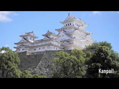 Himeji Castle (4K)