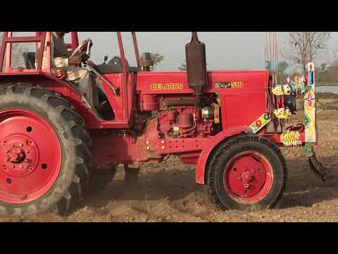 Belarus tractor power