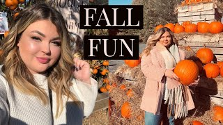 THE COZIEST FALL VLOG EVER ♡