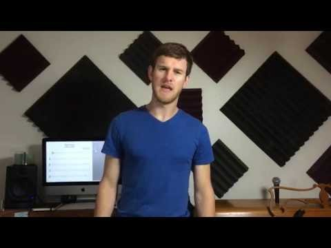 Finale Tutorial: Speedy Entry Without MIDI