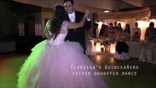 Clarissa's Father Daughter Dance