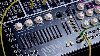 Vermona meloDICER - amazing melodic Stochastic pattern generator ( no talk)