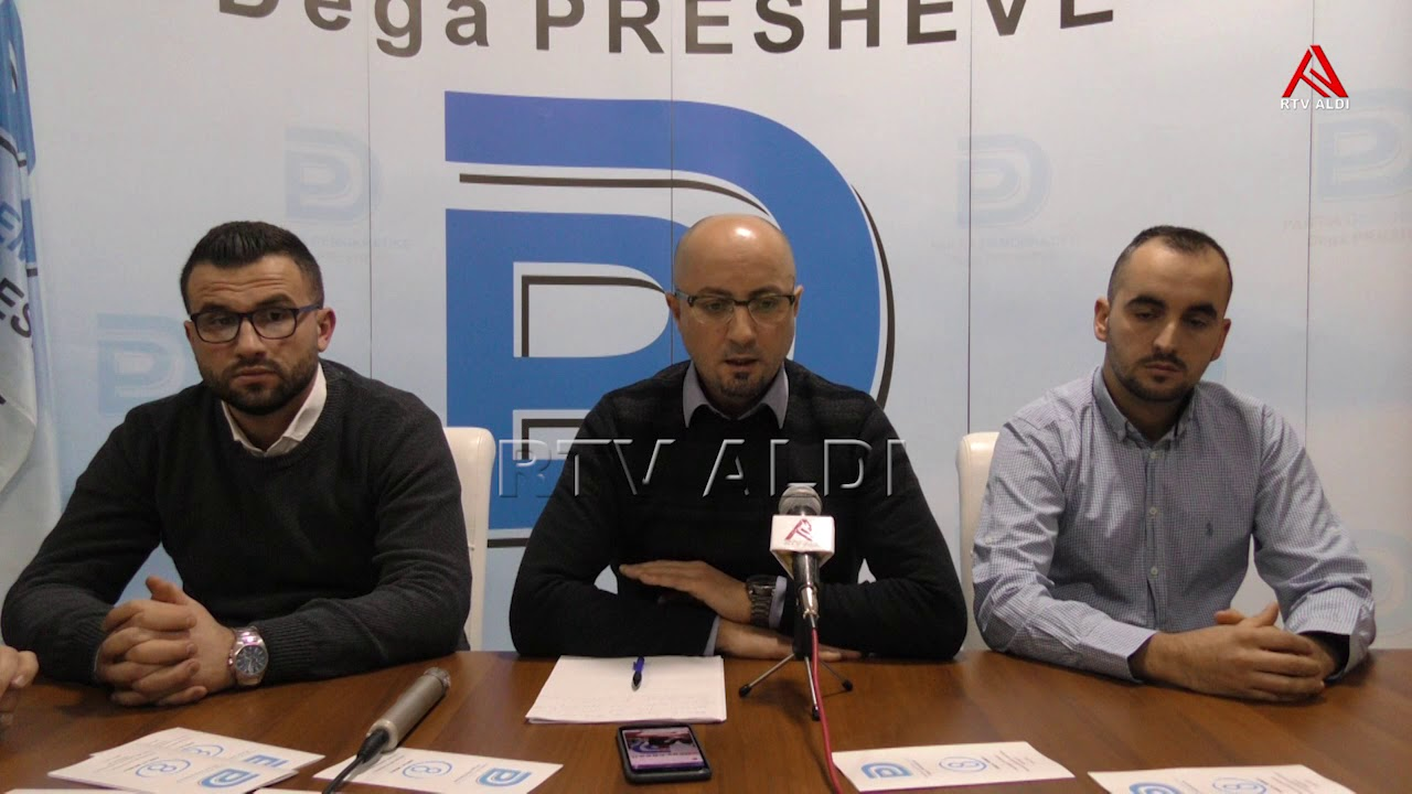 Press Konferencë Xhelal Memeti - PD #1