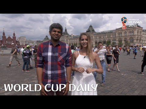 World Cup Daily - Matchday 6!