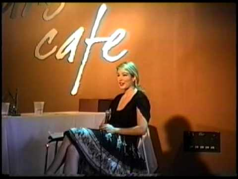 Emily West RAMA Interview at Belmont Curb Cafe