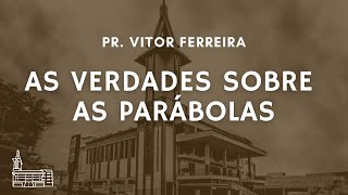 """As verdades sobre as parábolas """"A Ovelha Perdida"""", """"A Moeda perdida"""" e """"O filho Pródigo"""""""