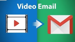 Free: Stand out from boring text emails with Video Emails