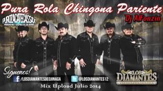 Diamantes de Ojinaga Mix 2015 - DjAlfonzin