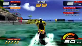 WAVE RALLY PS2 720p