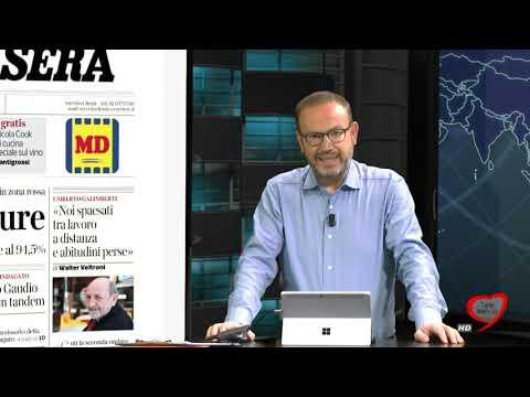 I giornali in edicola - la rassegna stampa 17/11/2020